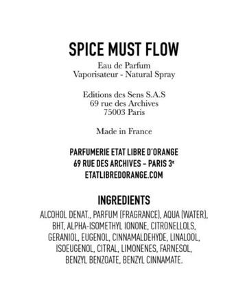 spice-must-flow